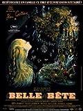 LA BELLE ET LA BETE Affiche Cinéma Grand format (160 x 120, Pliée) JEAN COCTEAU, Ressortie 2013