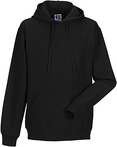 Russell Herren Kapuzen-Sweatshirt R-575M-0 Black XL
