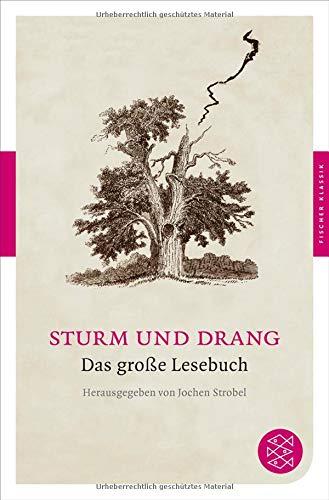 Sturm und Drang: Das große Lesebuch (Fischer Klassik)