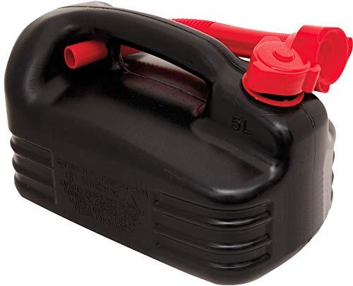 Sena 87691 Bidón para Combustible Premium, 5 l, Color Rojo