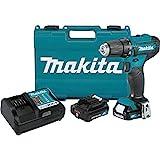 Makita FD09R1 12V max CXT Lithium-Ion Cordless...