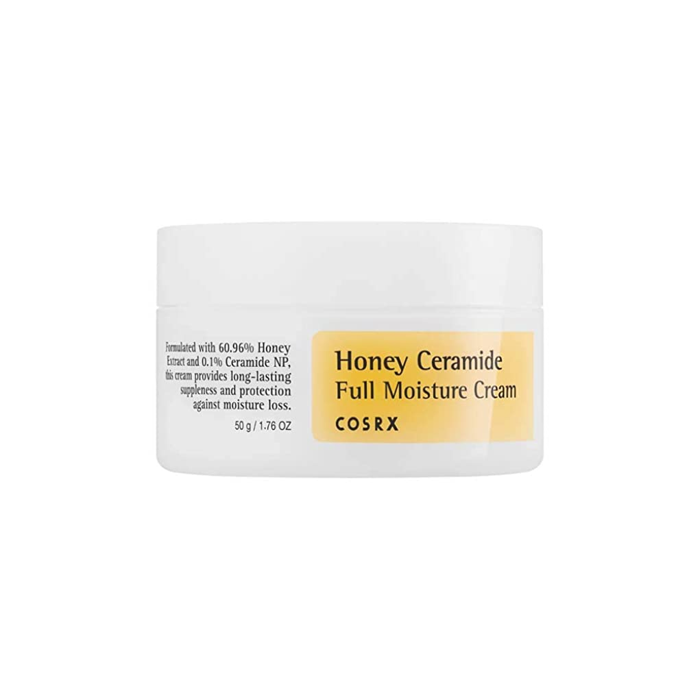 八百屋罰する遅いCOSRX Honey Ceramide Full Moisture Cream (並行輸入品)