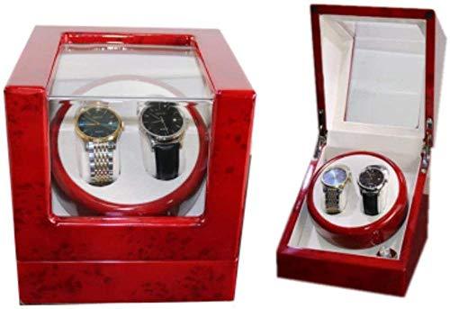 JWCN Automatischer Uhrenbeweger Akine Meter Automatische Wickelkästen Mechanische Zähler Rotierende Motoren Kettenuhrkästen (Farbe: 6) Uptodate