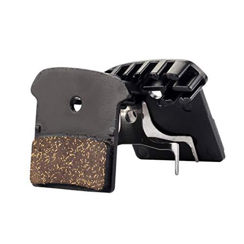 Generic Pastilla de Freno de Disco de Resina Semimetálica para Bicicleta para XTR M988 / M985 XT M785