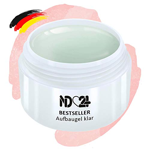 Aufbau-Gel Klar Dickviskos - Uv Nagelgel - Made in Germany (30ml)