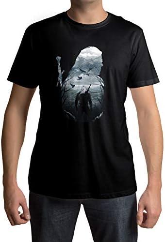 Lootchest The Witcher - Camiseta