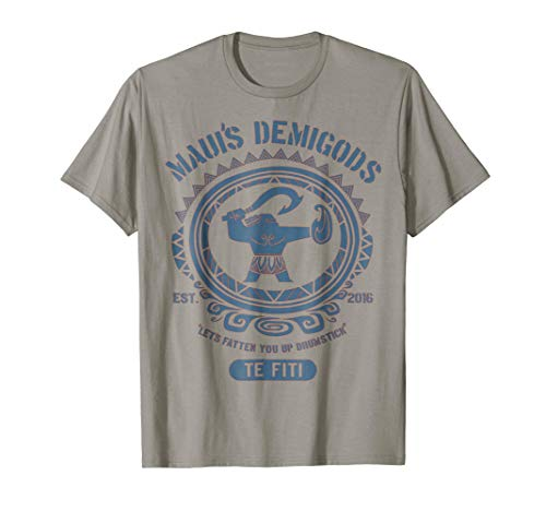 Disney Moana Maui's Demigods Graphic T-Shirt