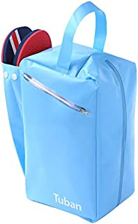 TT WARE Travel Portable Storage Bag Clothing Suits EVA Waterproof Pack Pouch Dry and Wet Separation-Blue