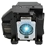 Kingoo Excellent Projector Lamp for EPSON H430A H429A H428A H428B H428B H429B H432A H534B H435B H435C H436A H518A EX3212 EX5210 Replacement Projector Lamp Bulb with Housing