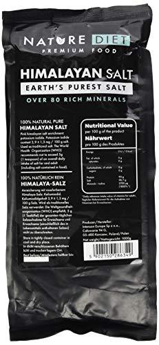 Nature Diet Himalaya-Salzbereich Pakistan, 5 x 1000 g