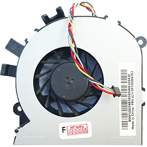 Fan Cooler Compatible with Lenovo IdeaCentre C40-30 (F0B400YKGE), C40-30 (F0B40024GE), C40-30 (F0B400W0GE)