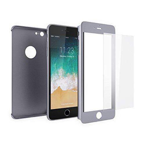 Funda iPhone 6s PLUS 360 Grados Completa - Carcasa Integral con Protector...