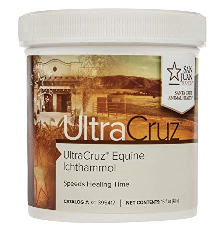UltraCruz Ichthammol Ointment for Horses, 16 oz - sc-395417
