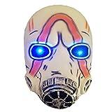 2019 New Game Borderlands 3 Psycho Mask Led Light Eyes Scary Halloween Costume Cosplay (LED Light Eye)