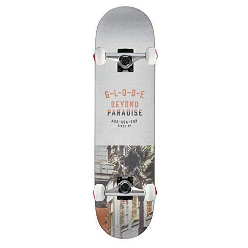 GLOBE Skateboards Komplette G1 Varsity 2 Melbourne 8,1 Zoll Raw Trucks montiert