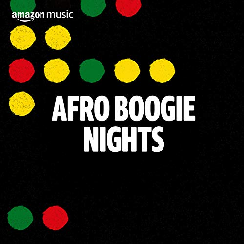 Afro Boogie Nights