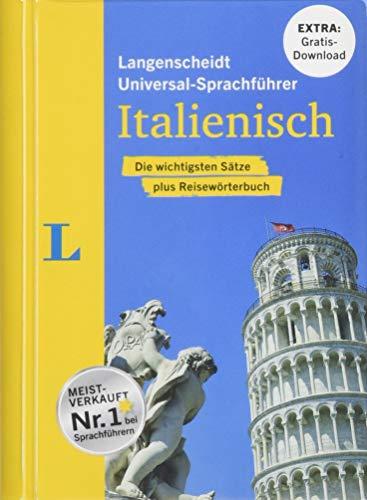 """Langenscheidt Universal-Sprachführer Italienisch - Buch inklusive E-Book zum Thema \""""Essen & Trinken\"""": Die wichtigsten Sätze plus Reisewörterbuch"""