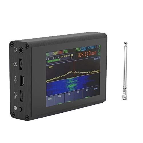 Cobeky 1 Set 50KHz-2G Malaquita SDR Receptor Malahit Radio de onda corta de 3.5 Pulgadas Instrumentos Eléctricos Analizadores de Red