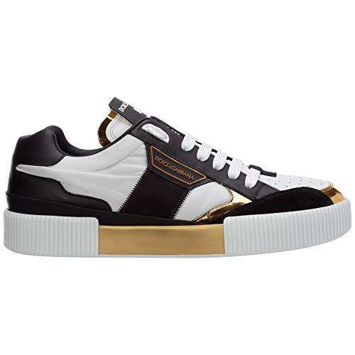 Dolce&Gabbana Herren Miami Sneaker Bianco 42 EU