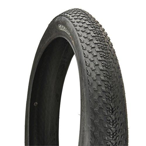 FISCHER Fat 26 Zoll Fahrradreifen, schwarz, 98-559