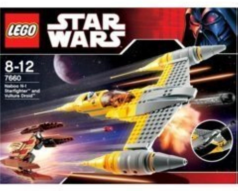 LEGO Star Wars 7660 - Fighter & Vulture Droid B0011DPKW8  Fuxin   | Öffnen Sie das Interesse und die Innovation Ihres Kindes, aber auch die Unschuld von Kindern, kindlich, glücklich