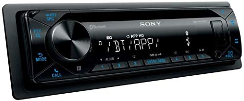 Sony MEX-N4300BT Car CD Receiver with Bluetooth Wireless Technology (Black)