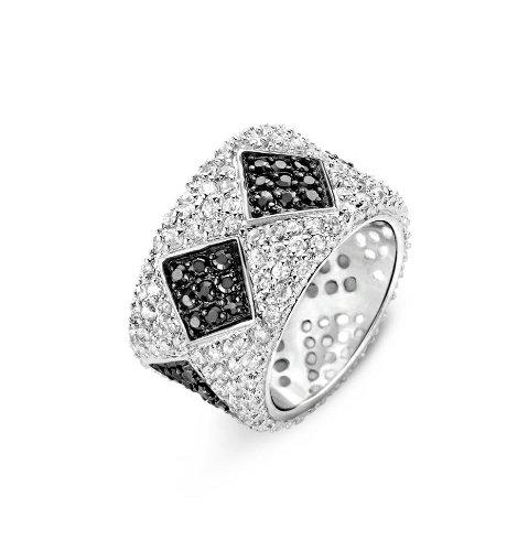 Orphelia Alvina Damen Ring Silber R-10180/50 50 (15.9)