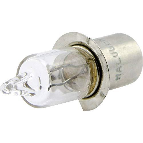 IVT - Bombilla halógena de recambio para linterna IVT PL-837HN (5,5 V, 1 A) ⭐