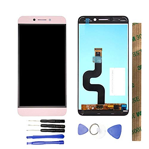 JayTong LCD Display & Replacement Touch Screen Digitizer Assembly Free Tools Letv LeEco Le 2 Pro x620 X 625 X520 X 521 X 525 X526 X 527 X528 X 529 Rose Gold