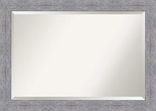 Amanti Art Framed Vanity Mirror | Bathroom Mirrors for Wall | Bark -