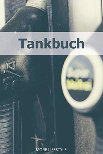 Tankbuch: Tankkosten im Blick behalten   für mehr als 2900 Einträge - Klein & Kompakt ca. A5