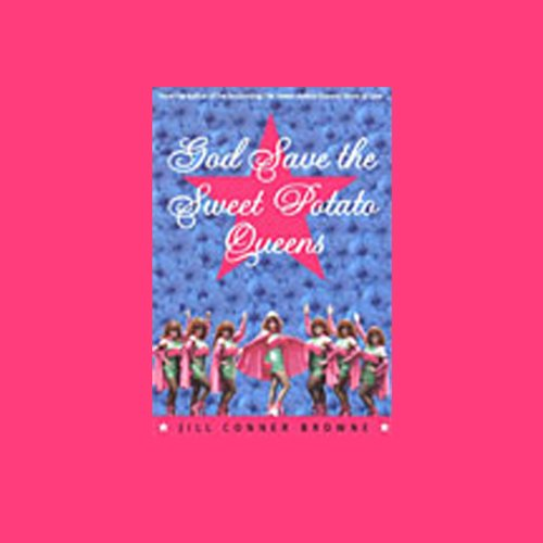 God Save the Sweet Potato Queens audiobook cover art