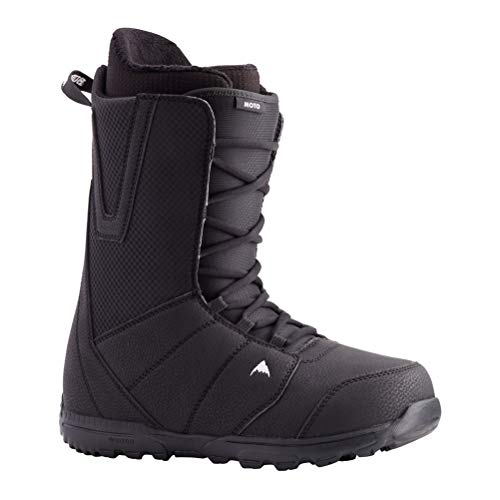 BURTON Moto Lace Snowboard Boots - 10.0/Black