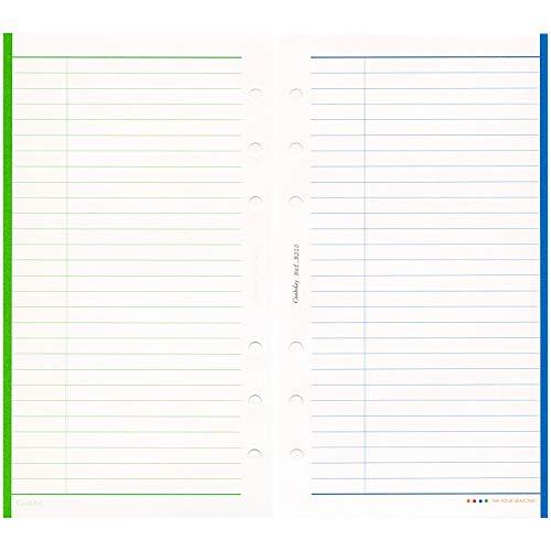 クックデイ『1週間2ページバーティカルタイムテーブル』