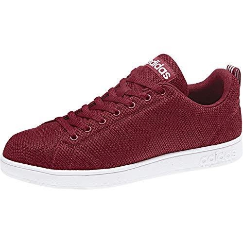 Adidas Vs Advantage Cl Tenis para Hombre Rojo Talla 26