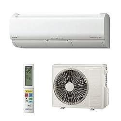 【商品配送のみ】日立 エアコン 18畳 5.6kW 白くまくん Xシリーズ RAS-X56L2(W)/SET 凍結洗浄 Premium ファン・ロボ カビバスター 室内機室外機セット(2梱包)