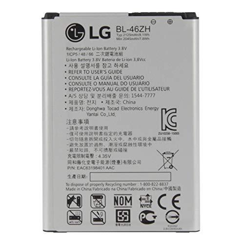 Akku Original LG bl-46zh für K7X120, K8K350N–2125mAh Li-Ion Bulk