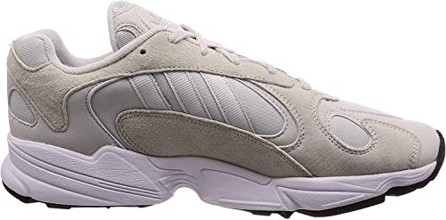 Adidas Yung-1, Zapatillas de Deporte para Hombre, Gris (Griuno/Griuno/Ftwbla 000), 44 2/3 EU