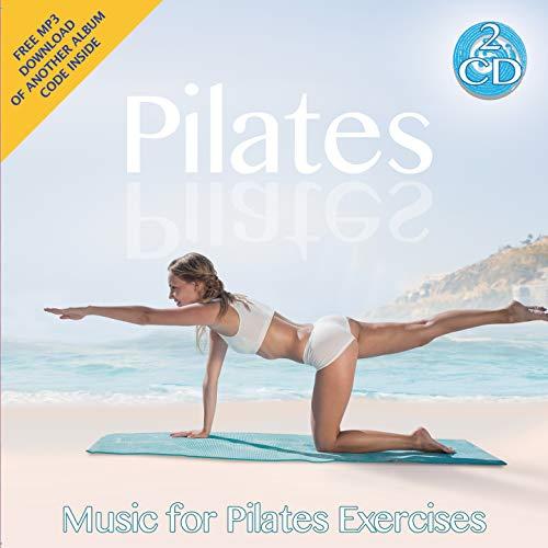 2 CD Music for Pilates Workout, Instrumental Hintergrund Musik