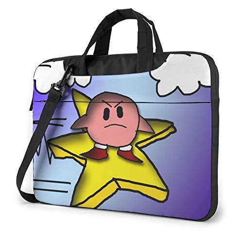 Miwaimao St_Ar Ki_Rby Llaptop Bag 15.6 Inch Briefcase Shoulder Bag Satchel Tablet Bussiness Carrying Handbag Laptop Sleeve