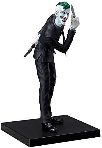 DC Comics The Joker ARTFX PVC Statue 1 10 mit Sockel