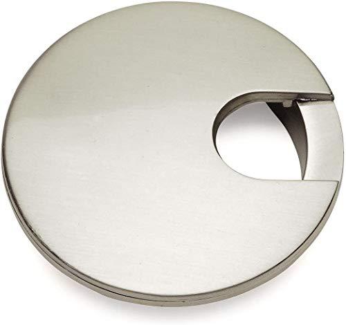 5 Pack - Cosmas 50203SN Satin Nickel 2-1/2