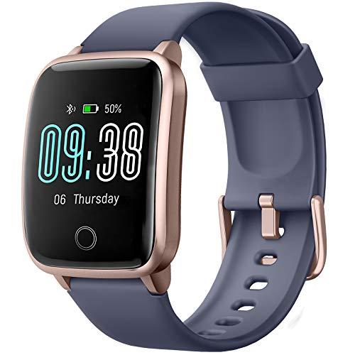 Smartwatch, KUNGIX Orologio Fitness Tracker Uomo Donna, Smart Watches...