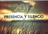 Calendario pared Presencia y Silencio 2019 (Calendarios y Agendas)
