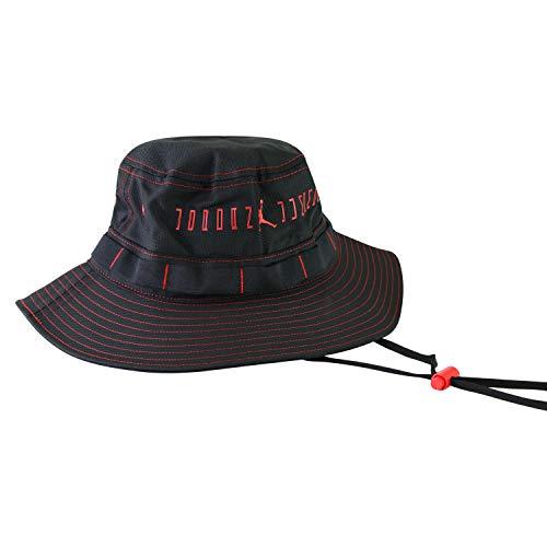 Nike Unisex Jordan Legacy AJ11 Bucket Cap Schwarz M/L