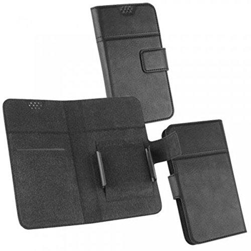 OZBO PU Tasche Diary Hola 3XL schwarz Universal 153x78x9mm (215063)
