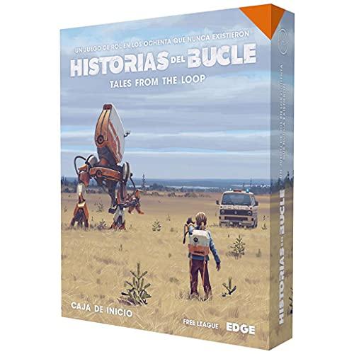 Historias del Bucle - Caja de Inicio - Juego de rol en español