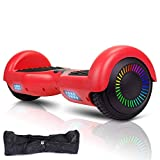 VEVEpower Overboard Hover Board gyropode 6.5 Pouces, Smart Gyropodes Scooter...