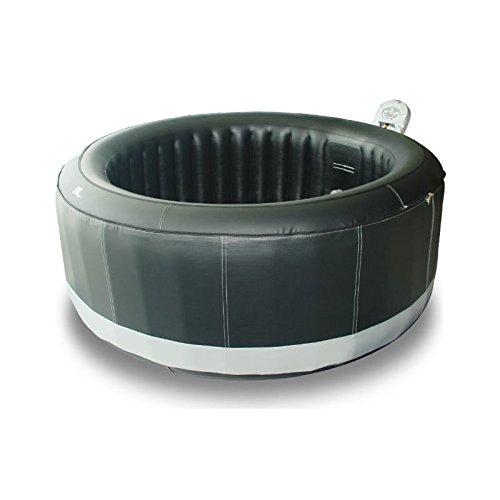 MSPA Super Camaro Relaxation and Hydrotherapy 6 Person Premium Bubble Spa Round M-051S