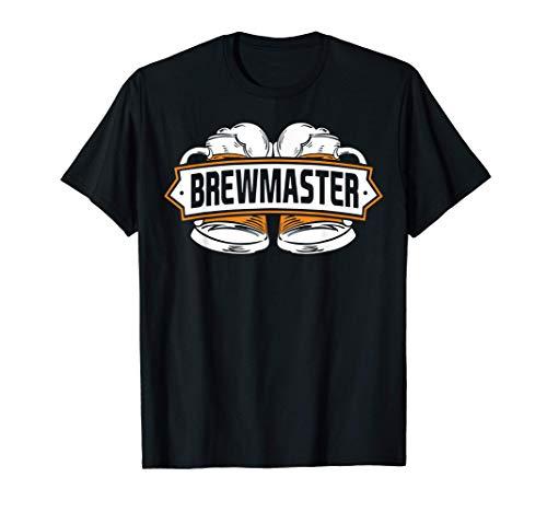 BREWMASTER para el cervecero casero de cerveza artesanal Camiseta